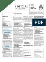 Boletin Oficial 17-11-10 - Tercera Seccion