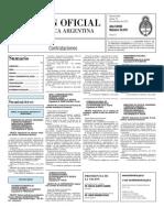 Boletin Oficial 18-11-10 - Tercera Seccion
