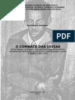Geferson Santana - O combate das ideias (Versão Final)