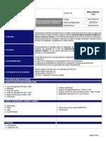 KMC-PETS-017. RECEPCION-ALMACENAMIENTO-DESPACHO ALMACEN USUFRUCTO CHINALCO