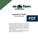 Varios - Amanecer Vudu (Vocabulario).doc
