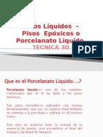 CURSO  Porcelanato Liquido.