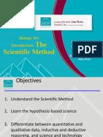 Biol 101 lecture 01-Scientific Method-PDF