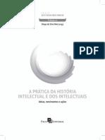 A Prática da História Intelectual e dos Intelectuais