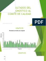 RESULTADOS DEL DIÁGNOSTICO AL COMITÉ DE CALIDAD (1)