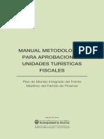 MANUAL METODOLOGICO APROBACION UTF