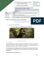 GUÍA 3 (Ecosistemas y clases de ecosistemas)