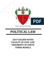 2019 UST Golden Notes POLITICAL LAW.docx
