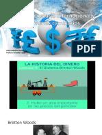 Plan Keynes Vs Plan White. Origen del FMI