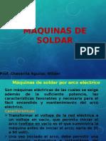 2 MÁQUINAS DE SOLDAR