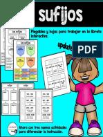 1 - Los sufijos  (Spanish Suffixes Interactive Notebook).pdf