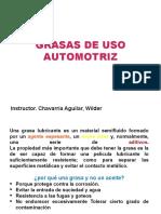4 - GRASAS DE USO AUTOMOTRIZ