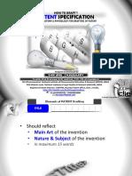 Patent Draft howtodraftapatentbyshivangchaudharyciieiima-151023091611-lva1-app6891