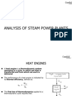 Analysis of Steam Power Plants OB 2010