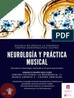 CARTEL CHARLA NEUROLOGIA 21 MARZO
