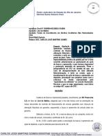 TJRJ veiculo busca apreensão deterioração - dano material 3