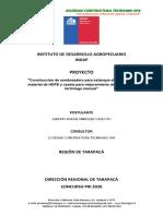 Proyecto Alberto Enriquez