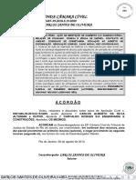 TJRJ Repetição corretagem - consumidor - abusividade devolução
