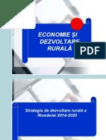 dezvoltare rurală-economie  rurala curs 2. ppt