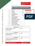 (PO-MNT-005) PROCEDIMIENTO DE OPERACION DE EQUIPOS MOVILES Y ACCESORIOS DE LEVANTE