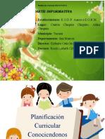 Planificacion Curricular