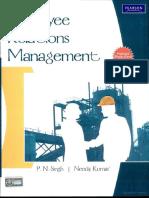 Employee Relations Management