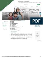 Multi City Cheques - SBI Corporate Website