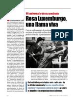 Rosa Luxemburgo. Una llama viva