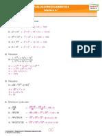 Algebra 5°_Sol Ex Diagnostica U2 - B.pdf