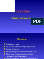 Marketing Pricing Strategies 1626