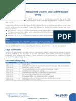 EN Transparent channel and Identification string.pdf
