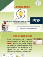 2E PRACTICO - IDEA DE NEGOCIOS