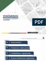 FENÓMENOS MIGRATORIOS 19032018 Venezuela (1)