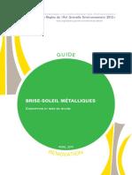 Brise soleil métallique conception .pdf