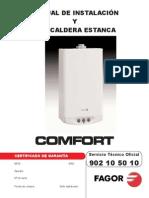 Manual Comfort c451j4001