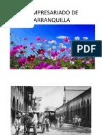 EL EMPRESARIADO DE BARRANQUILLA
