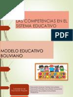 MODELO EDUCATIVO POR COMPETENCIAS - copia