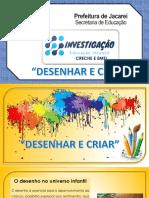 3º Caderno de Propostas para Ed. Infantil - DESENHAR E CRIAR