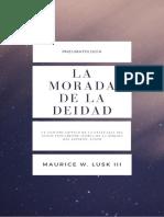 Correos electrónicos La Morada de la Deidad. Maurice W. Lusk III. Edición 2019.pdf