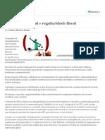 Artigo - Valor Econômico - Repercussão geral e regularidade fiscal.pdf