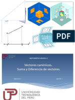 Vectores canónicos. Suma y diferencia de vectores.pptx