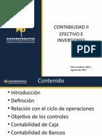 Efectivo e Inversiones (2)