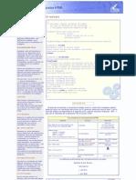 32 PHP. Etiquetas HTML