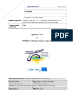 A. Application Form - Danube wild places