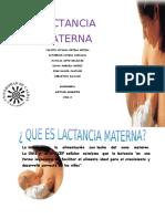 ROTAFOLIO LACTANCIA