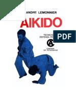 Artes Marciales - Aikido Técnicas De Defensa Personal