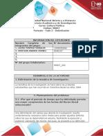 colaborativo - Fase 2 - Delimitación