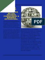 REVISTA DIGITAL VOLUMEN 3 - ESTUDIO DE CASO SOBRE CONVERSIONES DE LOS E.F A MONEDA EXTRANJERA