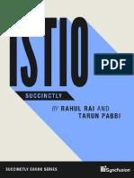 istio-succinctly-infraestructura cloud