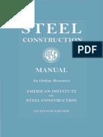 AISC 15th - Steel Construction Manual.pdf